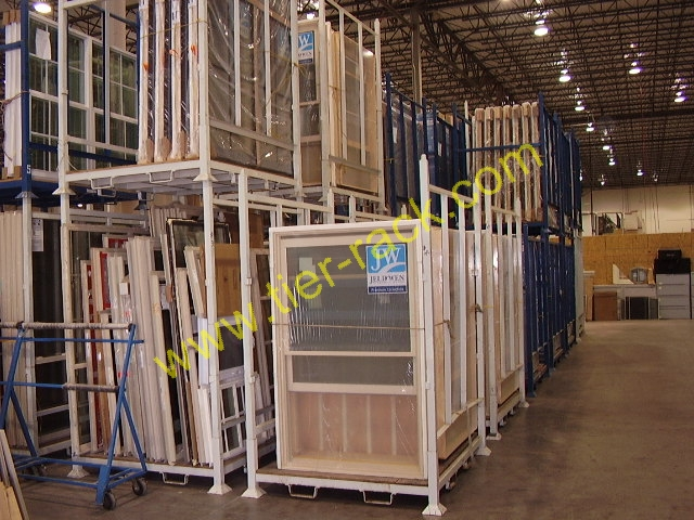 Portable Industrial Racks Make Your Warehouse Flexible and Efficient