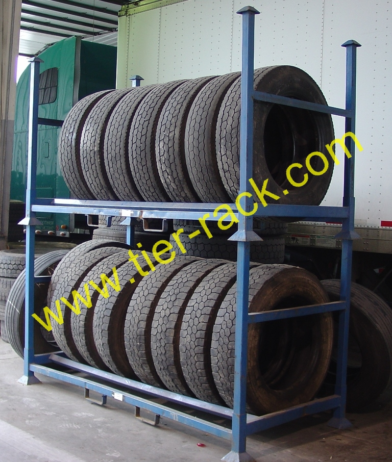 WHeavyDutyTruckTires Racks