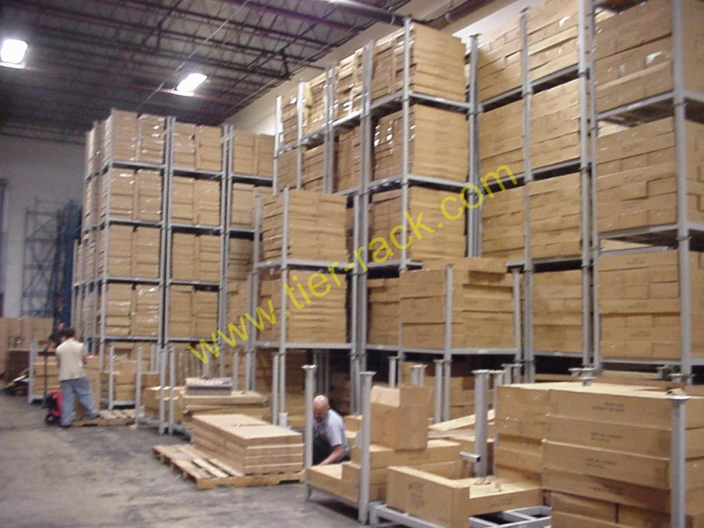Tier-Rack Experts Can Redesign Your Warehouse