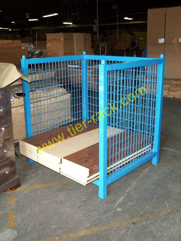 Use Bins In Your Warehouse