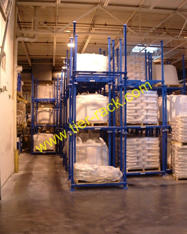 Bulk Bag, Stack racks, Stack rack, Bulk bags, Bulk storage
