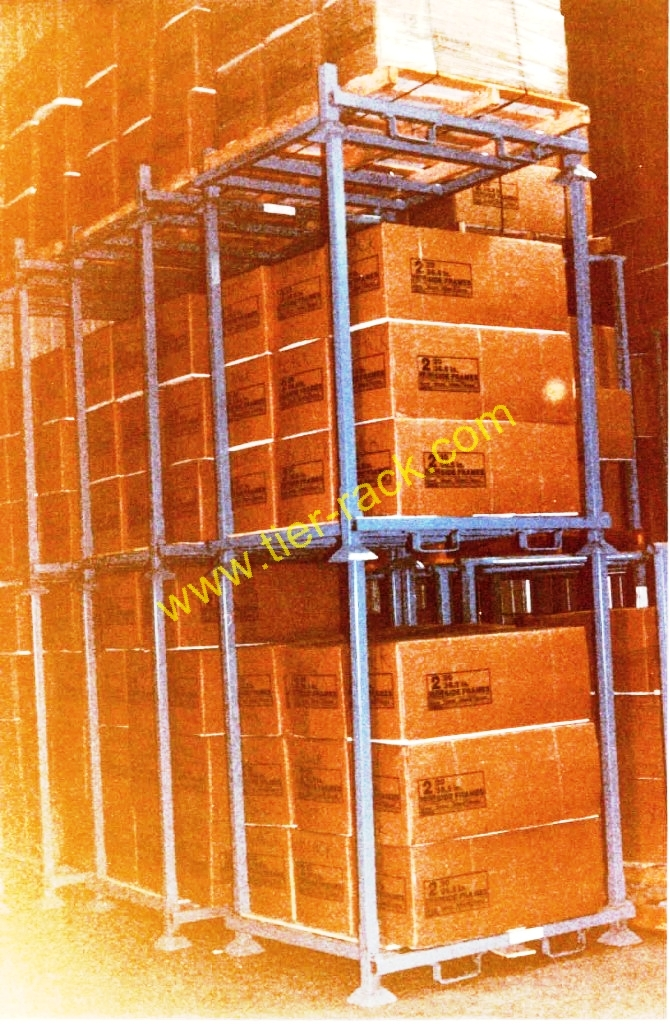 Stack rack, Warehouse rack, Nestainer