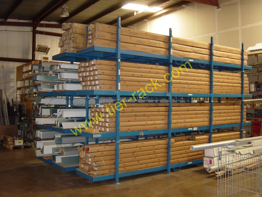 Siding rack, Lumber rack, Stack racks