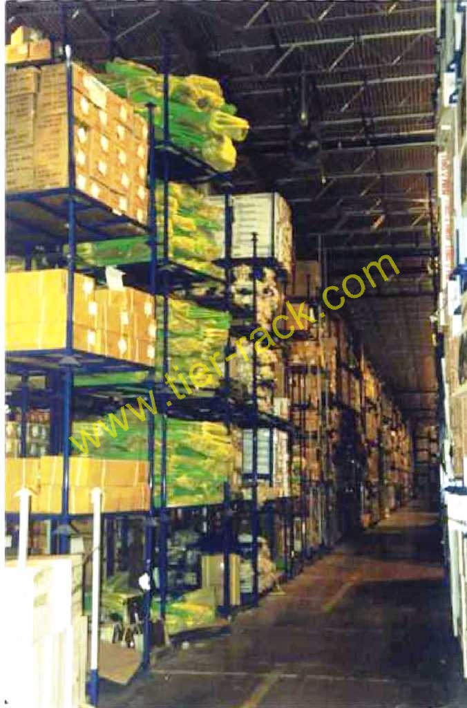 Distribute Your Products With Distribution Center Racks