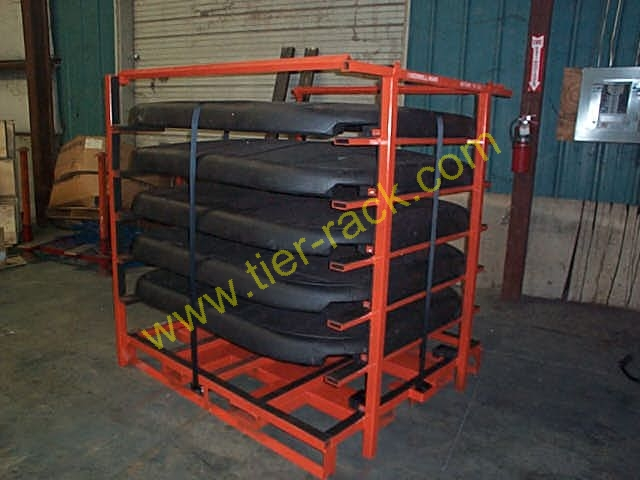 Shipping Racks From Tier-Rack