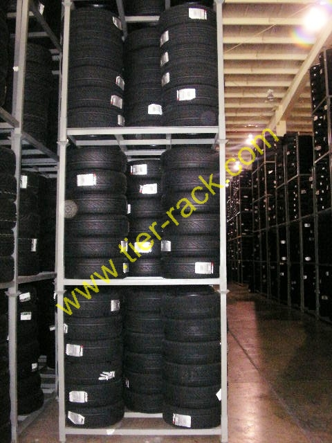 Tire rack, Tire storage