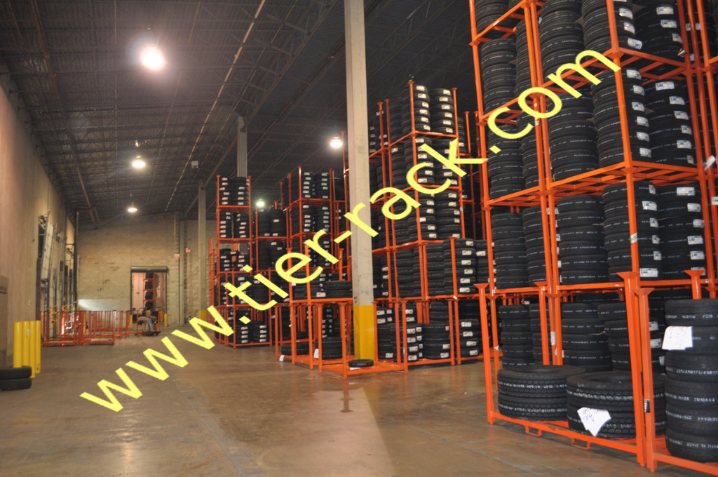 Tire Racks For Care and Storage