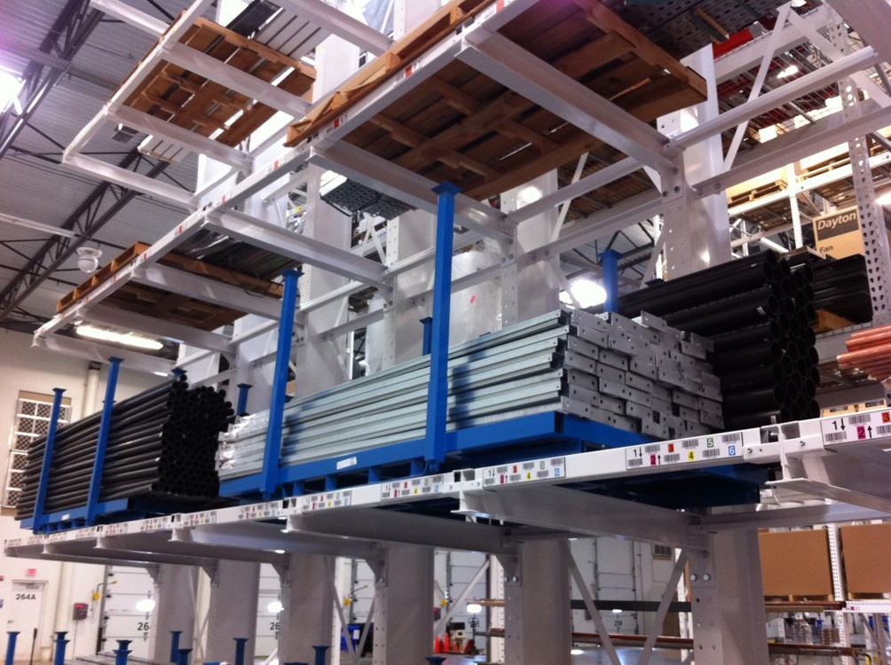 Let Tier-Rack Remodel Your Warehouse