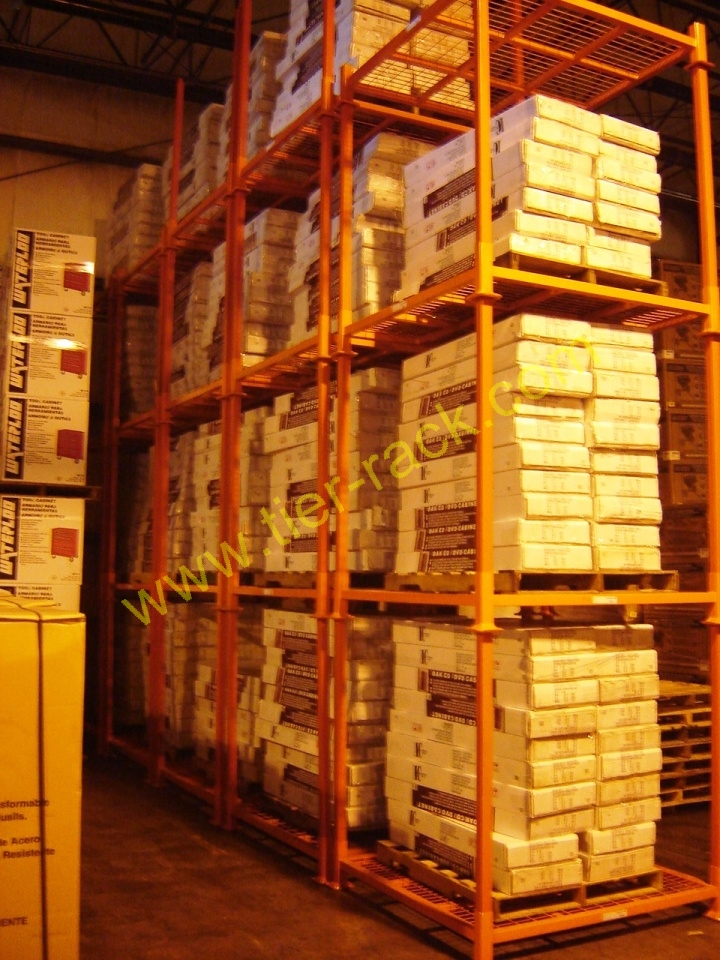 Need More Warehouse Space?  Go Vertical!