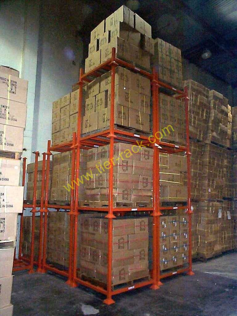 Used Stack Racks In Your Warehouse