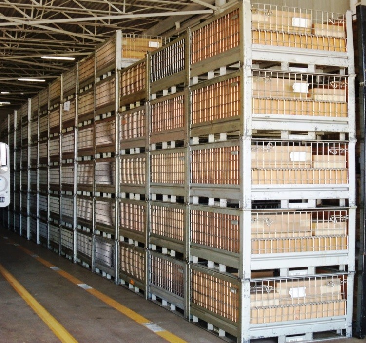 Used Stack Racks Change Your Warehouse