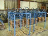 Double Bend Pallet Stacking Frame