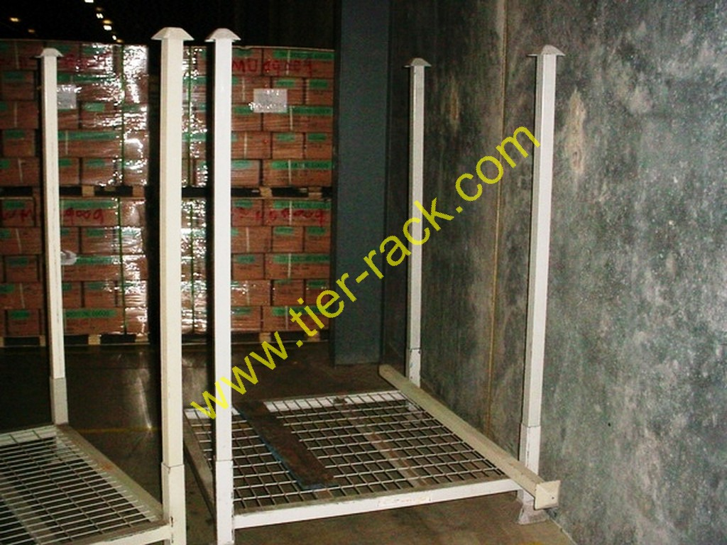 Used 48x48 Stack Racks Hold Your Products