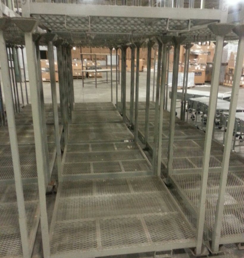 Used Racks Give Your Warehouse Flexibility
