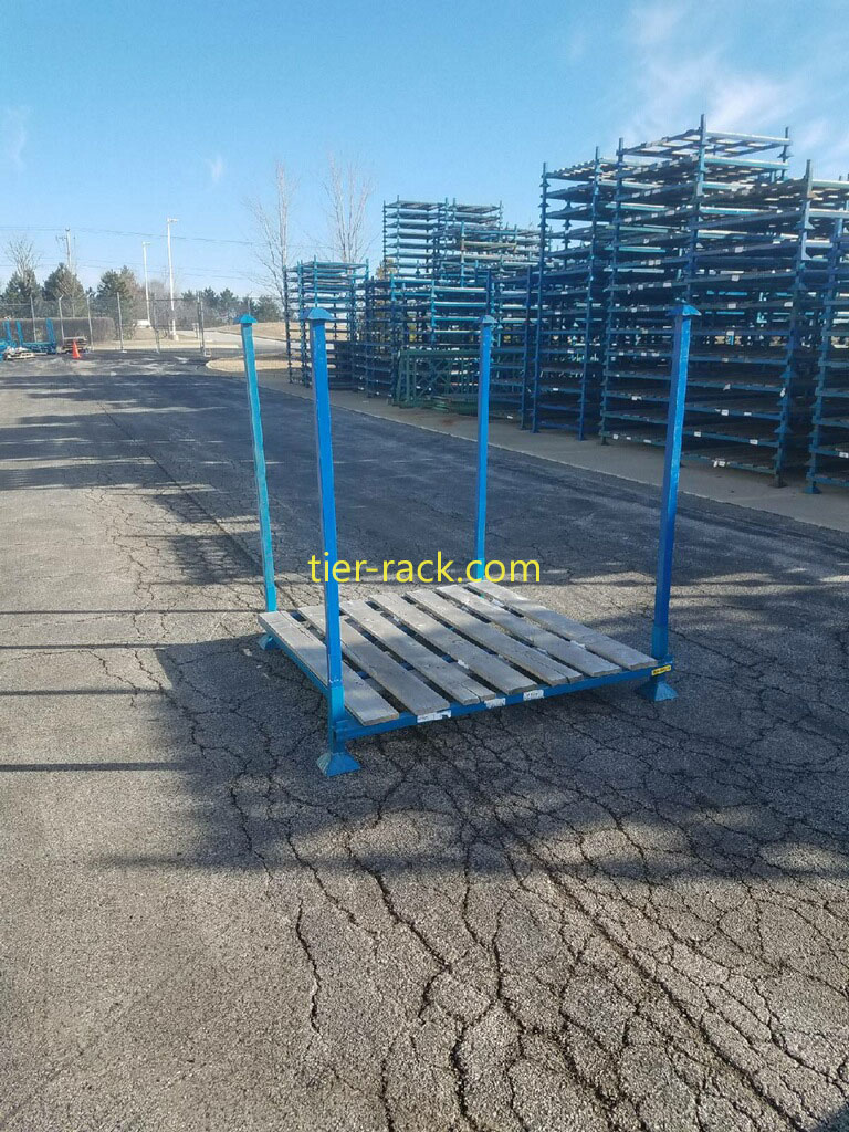 Used Stack Racks Added To Supply at Tier-Rack