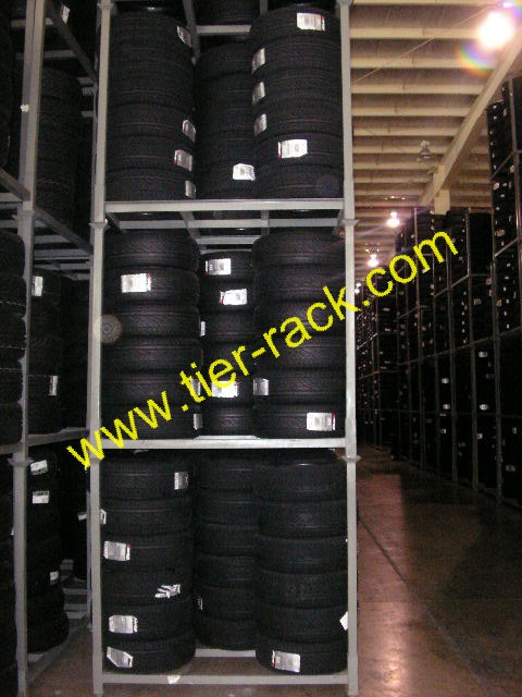 Check your Tire Racks when you receive them from your rack vendor