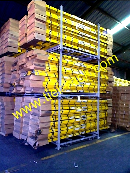 Let Tier-Rack be your source for new racking in 2013