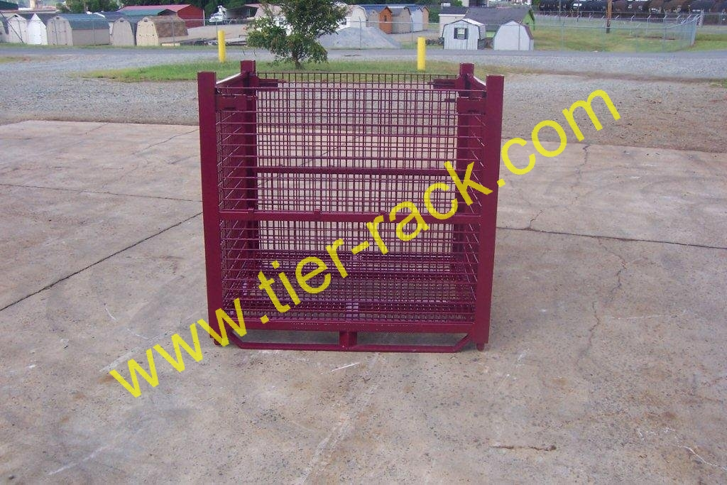 Tier-Rack designs Custom Stackable Bins