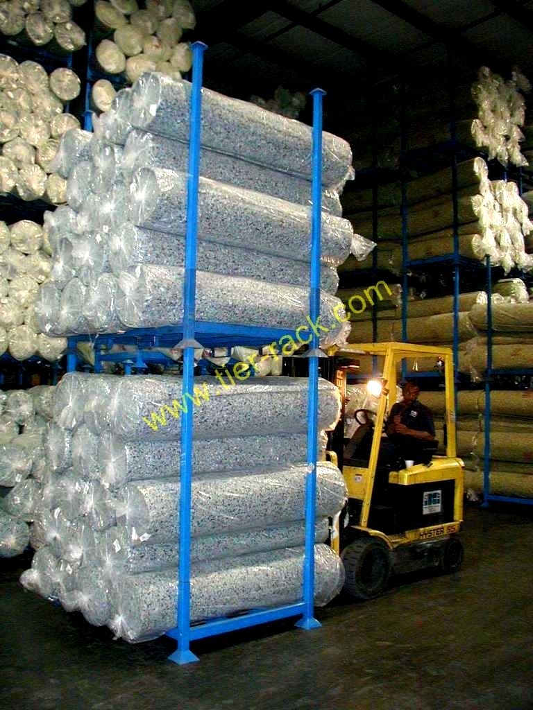 Tier-Rack Distribution Center Racks Land in Indonesia