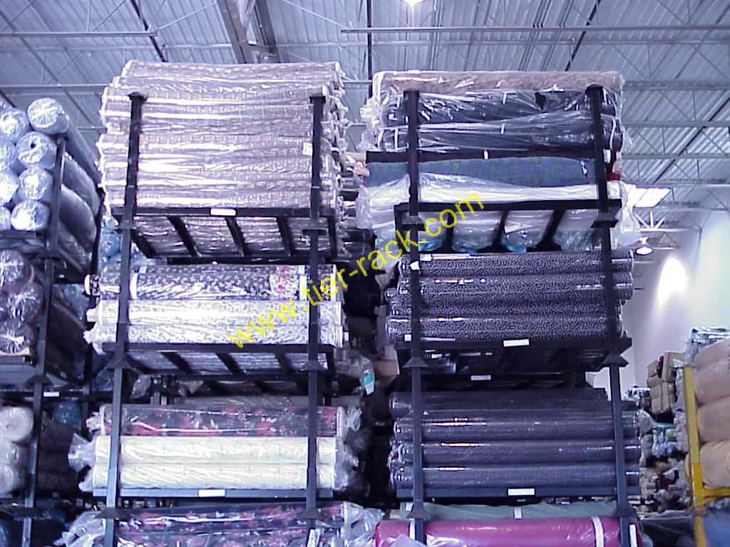 Want a Faster Warehouse?  STACK RACKS