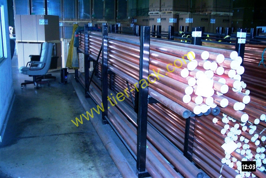 Pipe Rack from Tier-Rack