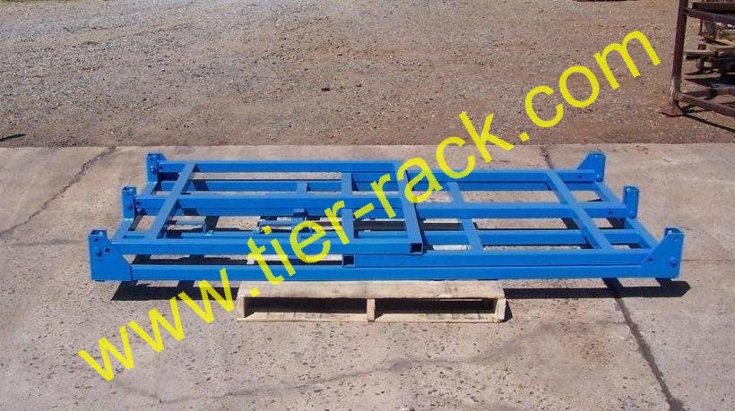 Truck Decking Racks Closed